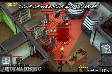 Tactical Soldier - Undead Rising v2.0.1 [игры для iPhone]