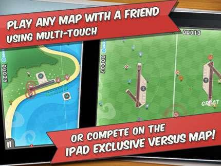 Flight Control HD v1.07 [игры для iPad]