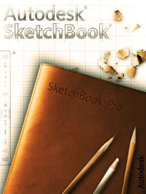 SketchBook Pro for iPad v2.2 [Программы для iPad]
