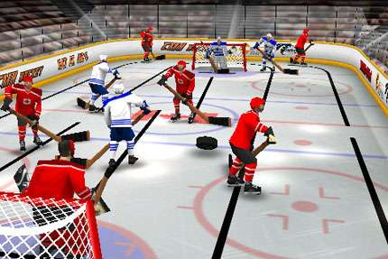 Stinger Table Hockey v1.3.3 [Игры для iPhone]