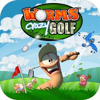 Worms Crazy Golf v1.04