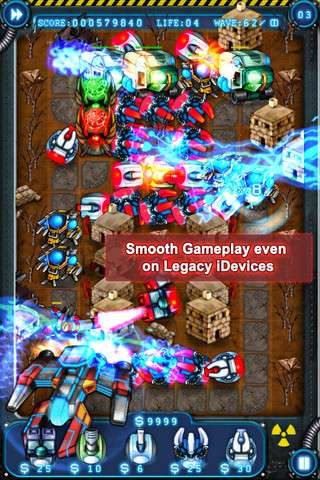 AutoRobot TD - Defend and Defeat v8.74