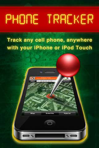 Phone Tracker v1.9 [.ipa/iPhone/iPod Touch]