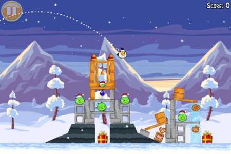 Angry Birds Seasons v2.1.0