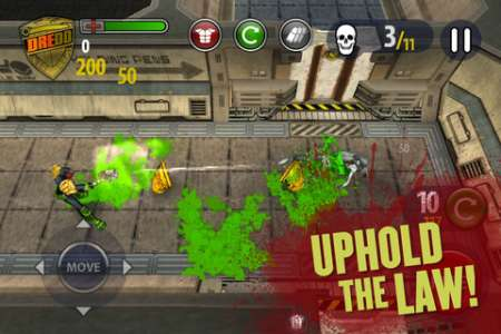Judge Dredd vs Zombies v1.0