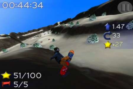 Big Mountain Snowboarding v1.19