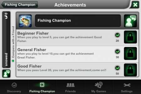 Fishing Champion v2.5