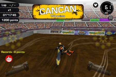 Moto Racer 15th Anniversary for iPhone v1.0