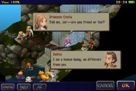 FINAL FANTASY TACTICS: THE WAR OF THE LIONS v1.0.1