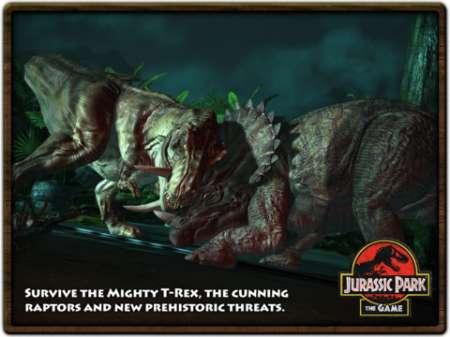 Jurassic Park: The Game 1 HD v1.2