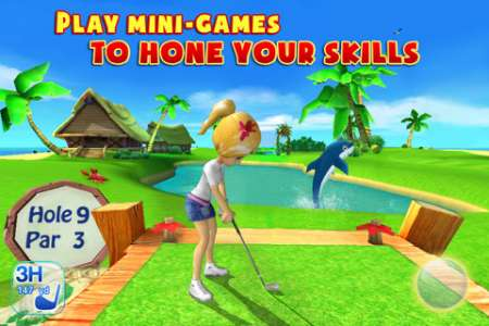 Let's Golf! 3 v1.0.3 [RUS]