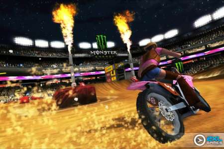 Ricky Carmichael's Motocross Matchup Pro v1.0.1 [.ipa/iPhone/iPod Touch/iPad]