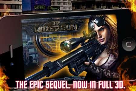 Hired Gun 3D v1.2