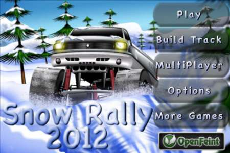 Snow Rally 2012 v1.1.4 [.ipa/iPhone/iPod Touch]