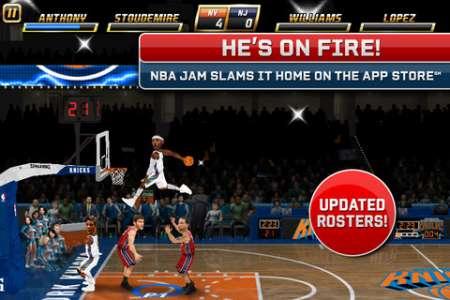 NBA JAM by EA SPORTS™ v1.0.55