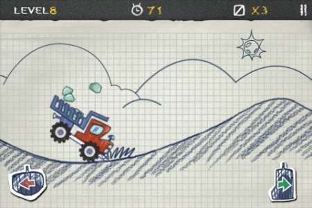 Doodle Truck v1.7.1 [.ipa/iPhone/iPod Touch]