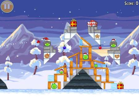 Angry Birds Seasons HD v2.1.1