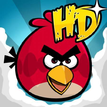 [Хит] Angry Birds HD for iPad v2.0.0