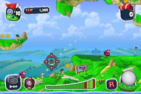 Worms Crazy Golf v1.04