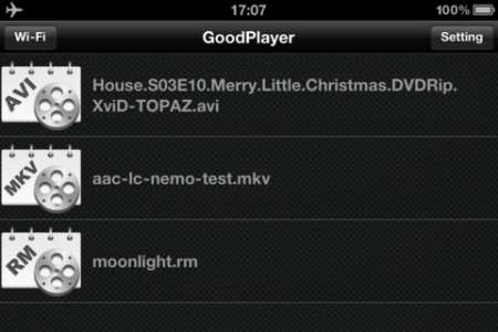 GoodPlayer v4.0 [RUS] [.ipa/iPhone/iPod Touch]