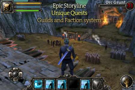 Aralon: Sword and Shadow HD v3.3 (5.0) [.ipa/iPhone/iPod Touch]