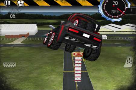 Top Gear: Stunt School v1.3.1 [.ipa/iPhone/iPod Touch]