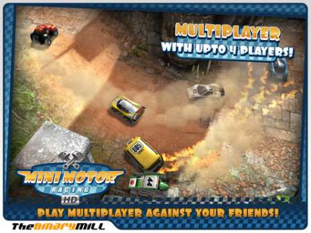 Mini Motor Racing HD v1.1.2