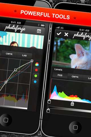 PhotoForge2 v2.1.5 [.ipa/iPhone/iPod Touch/iPad]