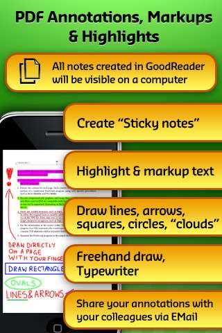 GoodReader for iPhone v3.13.1 [.ipa/iPhone/iPod Touch]