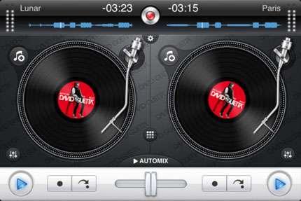djay - David Guetta Edition v1.1 [Программы для iPhone]