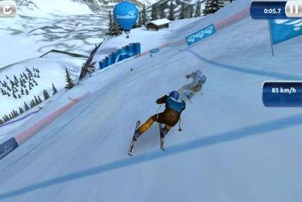 Ski Challenge 12 v1.0 [Игры для iPhone]
