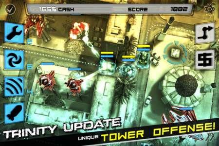 Anomaly Warzone Earth HD v1.2 [Chillingo Ltd] [.ipa/iPhone/iPod Touch/iPad]