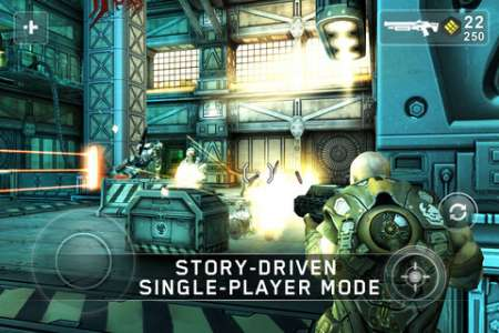 SHADOWGUN v1.1.2 [Игры для iPhone/iPad]