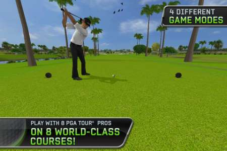 Tiger Woods PGA TOUR® 12 (World) v1.0.4 [Electronic Arts] [Игры для iPhone]