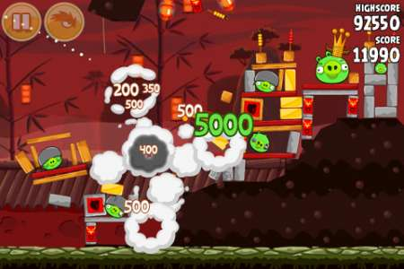 Angry Birds Seasons v2.2.0 [Игры для iPhone]