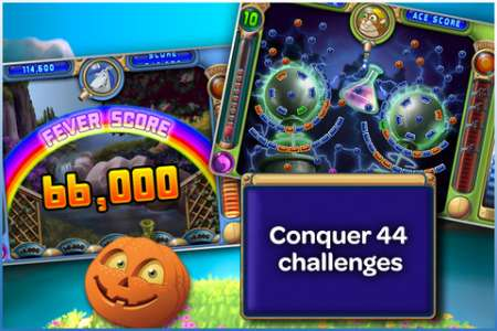 Peggle v1.6.1 [.ipa/iPhone/iPod Touch]