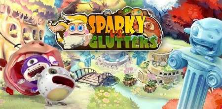 Sparky vs Glutters (1.2) [Аркада, ENG][Android]