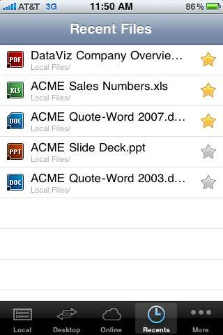 Documents To Go® Premium - Office Suite [4.0.8.424] [ipa/iPhone/iPod Touch/iPad]