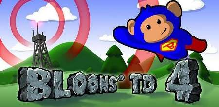Bloons TD 4 (0.0.1) [Стратегия, ENG][Android]