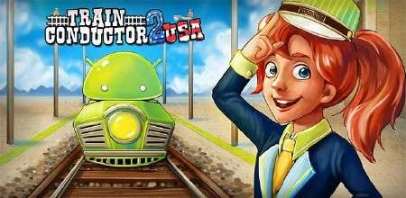 Train Conductor 2: USA (1.0) [Аркада, ENG][Android]