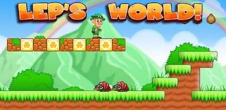 Lep's World (1.0) [Аркада, ENG] [Android]