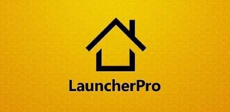 LauncherPro Plus (0.8.6) [Интерфейс, RUS/ENG] [Android]