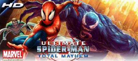 Spider-Man: Total Mayhem HD (1.0.2 - 3.2.8) [Action, ENG] [Android]