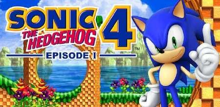 Sonic 4 Episode I (1.0.1) [Аркада, ENG] [Android]