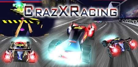 CrazXRacing (1.0) [Гонки, ENG] [Android]