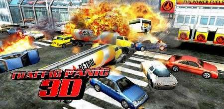 Traffic Panic 3D v.1.0 [Action / Arcade, ENG][Android]