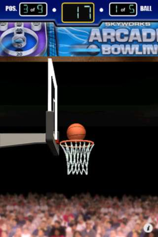 3 Point Hoops Basketball - The Classic Game v3.4 [.ipa/iPhone/iPod Touch]