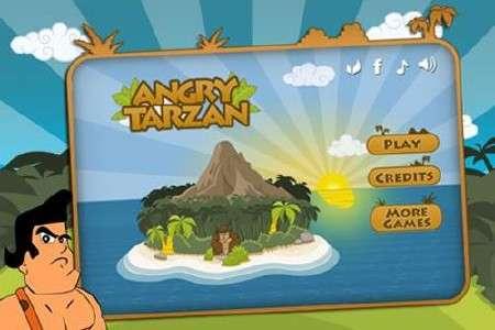 Angry Tarzan v.1.0