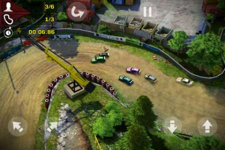 Reckless Racing 2 v1.0.0 [Игры для iPhone/iPod Touch/iPad]