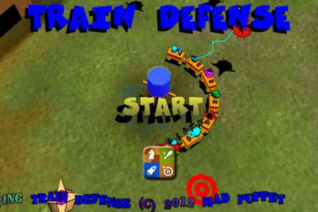 Train Defense v1.1 [.ipa/iPhone/iPod Touch]